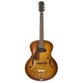 Image for 5th Avenue Kingpin Archtop Hollow Body Left-Handed Electric Guitar from Sam Ash