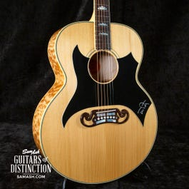 Gibson Tom Petty SJ-200 Wildflower Acoustic-Electric Guitar