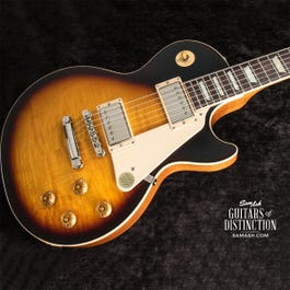 Image for Les Paul Standard '50s Electric Guitar Tobacco Burst from SamAsh