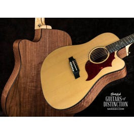 Image for Hummingbird Walnut AG 2019 Acoustic-Electric Guitar Antique Natural (SN:10039060) from SamAsh