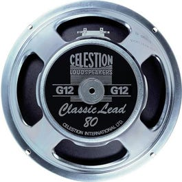 """Image for Classic Lead 80 12"""" Guitar Speaker from SamAsh"""