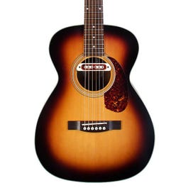 Image for Westerly Collection M-240E Troubadour Acoustic-Electric Guitar from SamAsh