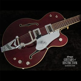 Image for G6119T-62GE 1962 Chet Atkins Tennessee Rose Hollow Body Electric Guitar with Bigsby from SamAsh