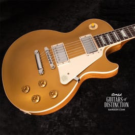 Image for Les Paul Standard '50s Electric Guitar Gold Top from SamAsh