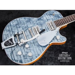 Image for G6129T Ltd. Ed. Players Edition Jet FT Electric Guitar Light Blue Pearl from SamAsh