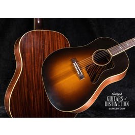 Image for 1936 Advanced Jumbo Acoustic Guitar Vintage Sunburst from SamAsh