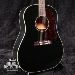 Gibson 50s J-45 Acoustic Electric Guitar(Ebony)