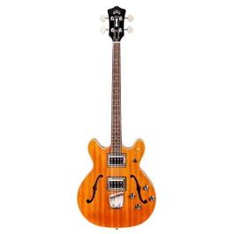 Image for Starfire Bass II Semi-Hollow Body Bass Guitar from SamAsh