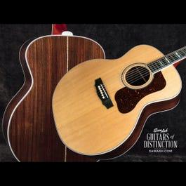 Image for USA F-55 Jumbo Acoustic Guitar Natural from SamAsh