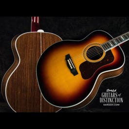 Image for USA F-55 Jumbo Acoustic Guitar Antique Sunburst from SamAsh