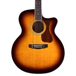 Image for Westerly Collection F-250CE Deluxe Jumbo Acoustic-Electric Guitar from SamAsh