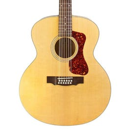 Image for Westerly F-2512E Maple Jumbo 12-String Acoustic-Electric Guitar from SamAsh