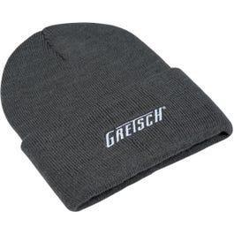 Gretsch T-Roof Logo Beanie, Charcoal
