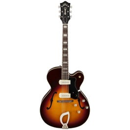 Image for X-175 Manhattan Hollow Body Electric Guitar from SamAsh