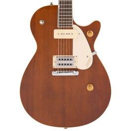 Image for G2215-P90 Streamliner Junior Jet Club Electric Guitar (Single Barrel Stain) from SamAsh