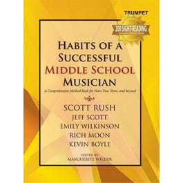 GIA Publications Habits of a Successful Middle School Musician Flute