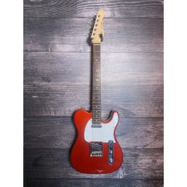 G&L Asat Classic Electric Guitar(Candy Apple Red)