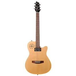 Image for A6 Ultra Acoustic-Electric Guitar from SamAsh
