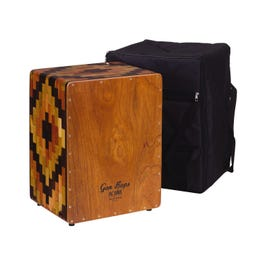 Image for Signature Alex Acuna Special Edition Cajon with Gig Bag from SamAsh