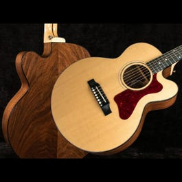 Image for Limited Edition Parlor Walnut AG 2019 Acoustic-Electric Guitar Antique Natural from SamAsh