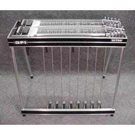 Image for D-10 U Pedal Steel Guitar (8 pedals