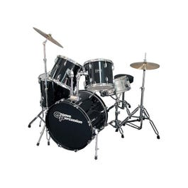 Image for 5-Piece Drum Set with Hardware and Cymbals from SamAsh