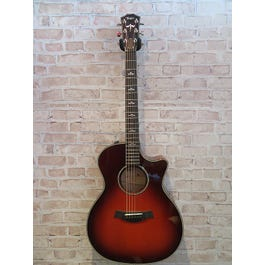 Image for Limited Edition 614ce Grand Auditorium Acoustic-Electric Guitar Desert Sunburst from SamAsh