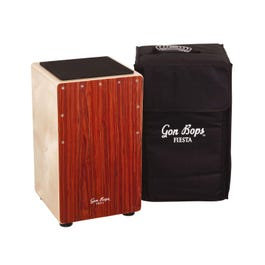 Image for Fiesta Cajon with Mahogany Front-Plate from SamAsh