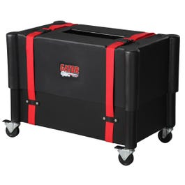 Gator G-112-ROTO 1x12 Combo Amp Molded Mil-Grade PE Case & Stand with Wheels