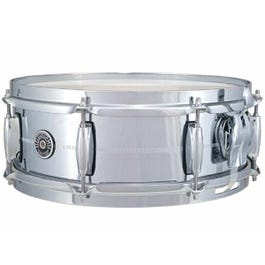 Image for Brooklyn Chrome Over Brass Snare Drum from SamAsh