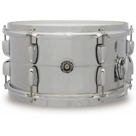 Image for Brooklyn Chrome-Over-Steel Snare Drum from SamAsh