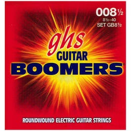 Image for GB81/2 Ultra Light+ Boomers Electric Guitar Strings (8.5-40) from SamAsh