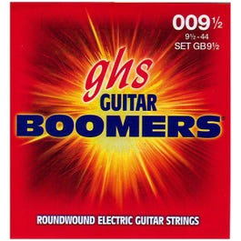Image for GB91/2 Extra Light+ Boomers Electric Guitar Strings (9.5-44) from SamAsh