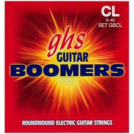 Image for GBCL Custom Light Boomers Electric Guitar Strings (9-46) from SamAsh