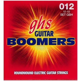 Image for GBH Heavy Boomers Electric Guitar Strings (12-52) from SamAsh