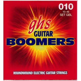 Image for GBL Light Boomers Electric Guitar Strings (10-46) from SamAsh