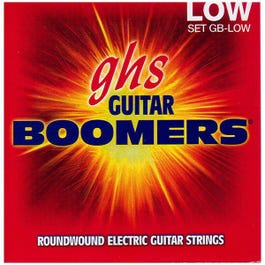 Image for GBLOW Lo Tune Boomers Electric Guitar Strings (11-53) from SamAsh