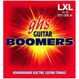 Image for GBLXL Extra Light Boomers Electric Guitar Strings (10-38) from SamAsh