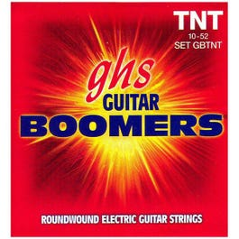 Image for GBTNT Thin Thick Boomers Electric Guitar Strings (10-52) from SamAsh