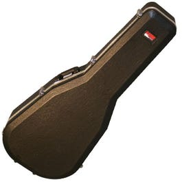 Image for Deluxe ABS Jumbo Acoustic Guitar Case from SamAsh