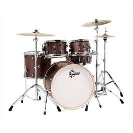 Image for Energy 5-Piece Drum Set w/ Hardware and Zildjian Cymbals -Virgin Bass from SamAsh