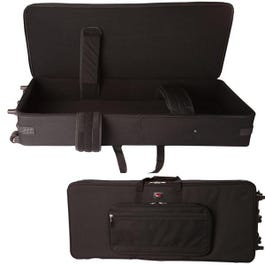 Image for GK-88 Lightweight Case w/Wheels (for 88 Note Keyboards) from SamAsh