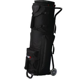 Image for GP-DRUMCART Drum Hardware Bag with Steel Frame and In-Line Wheels from SamAsh