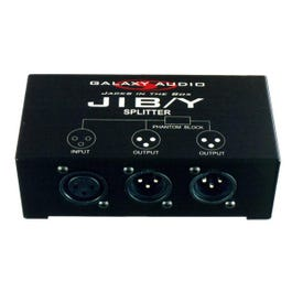 Image for JIBY Jacks In The Box Microphone Splitter from SamAsh