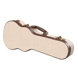 Gator Journeyman Soprano Style Ukulele Deluxe Wood Case