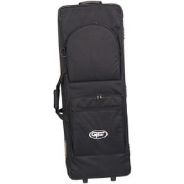 Image for 61 Note Keyboard Bag (with Wheels) from SamAsh