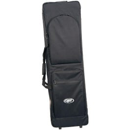 Image for 88 Note Keyboard Bag (with Wheels) from SamAsh