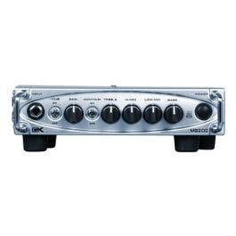 Image for MB200 200-Watt Bass Amplifier Head from SamAsh