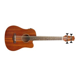 Gold Tone MicroBass Short-Scale Acoustic Electric Bass
