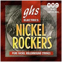 Image for R+RM Medium Nickel Rockers Electric Guitar Strings (11-50) from SamAsh